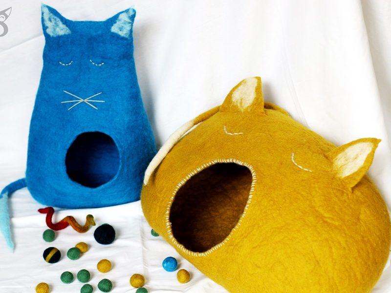 ekologiczne naturalne produkty i zabawki dla kotów SingaLove