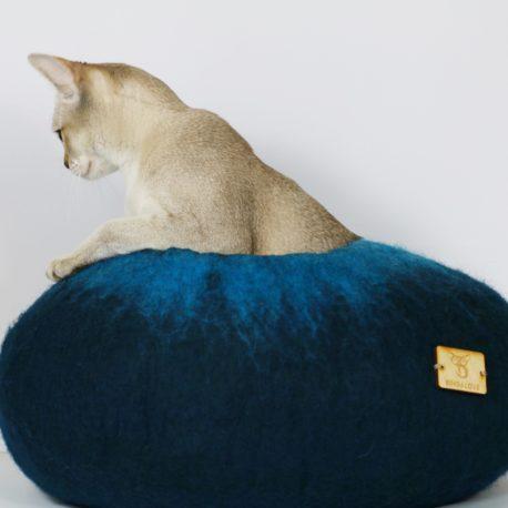 budka-dla-kotka-welna-lux