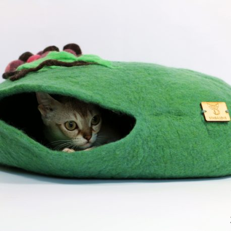 domek dla kota SingaLove design eco