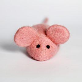 myszka zabawka dla kota SingaLove